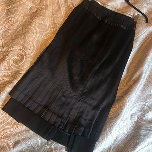 MARC JACOBS premier designer silk skirt